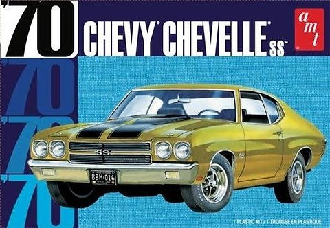 Chevy Chevelle SS 2T 1970 - 1/25