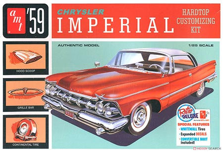 Chrysler Imperial 1959 - 1/25