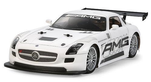 Automodelo RC Mercedes-Benz SLS GT3 AMG - 4WD - 1/10