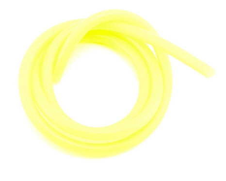 Tubo de Silicone Amarelo - 2 pés (60,9 cm)