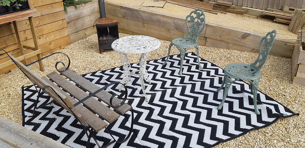 Urban Outdoor Rectangle Chill Mat, Lounge
