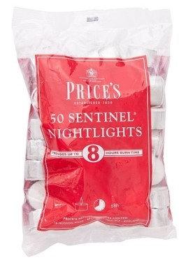 Sentinel 8hr Tealights - Bulk