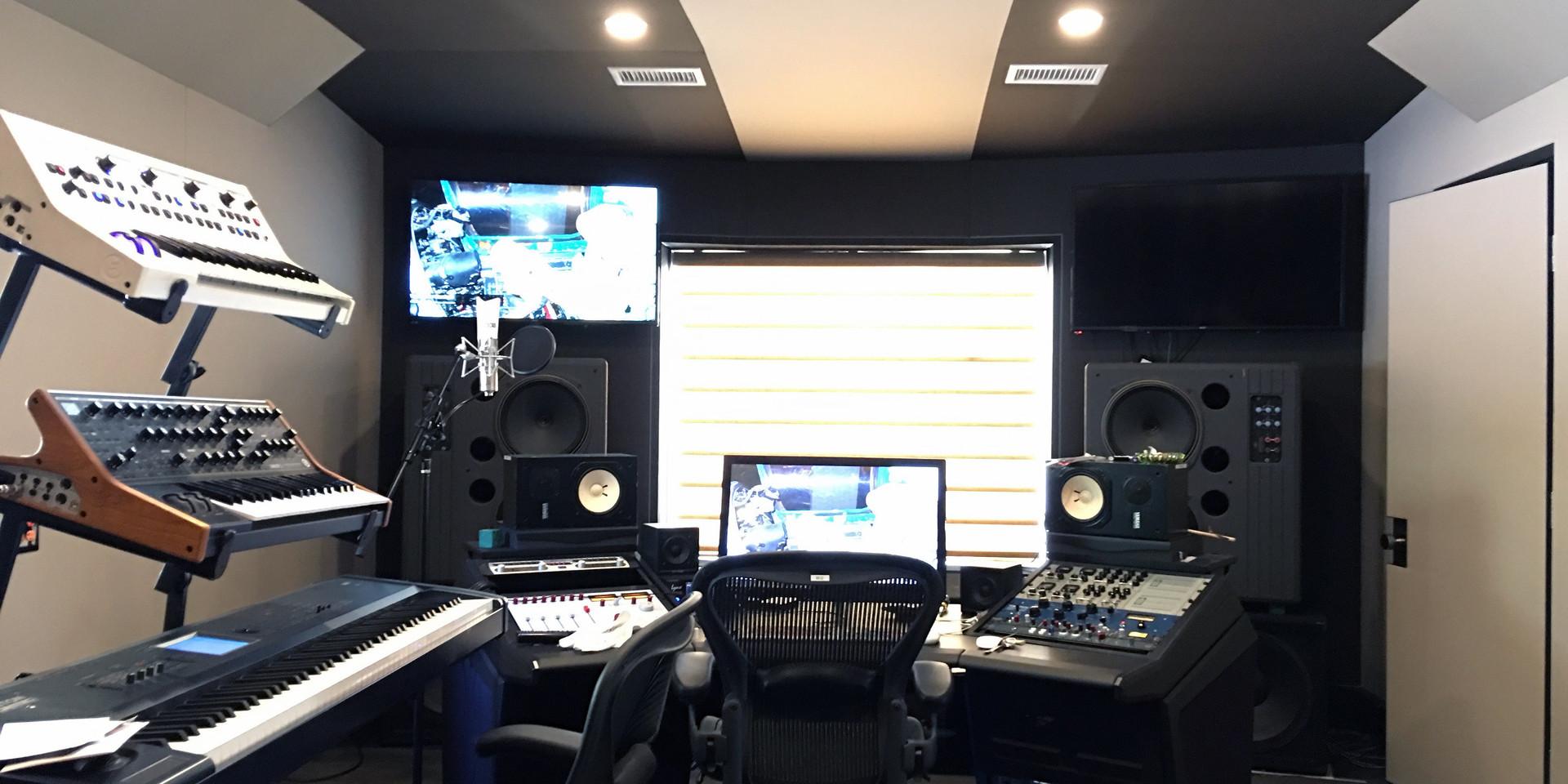 Mike Dean Studio