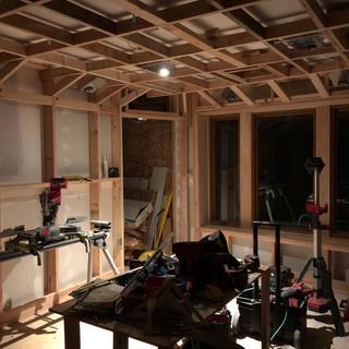Acoustic Wall Framing