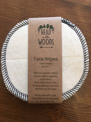 Re-usable Cotton Face Wipes (7)