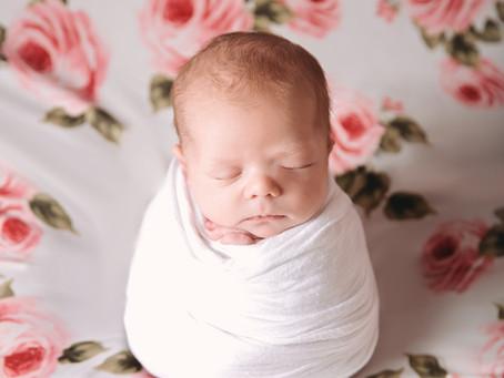 Sweet baby girl Avaree