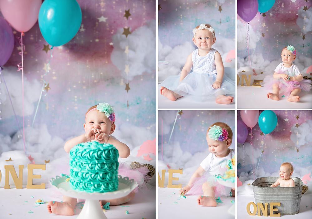 Barrie Cake Smash Photographer