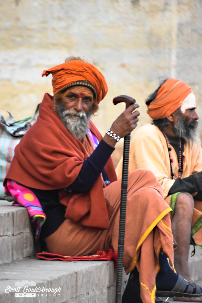 Ganges man
