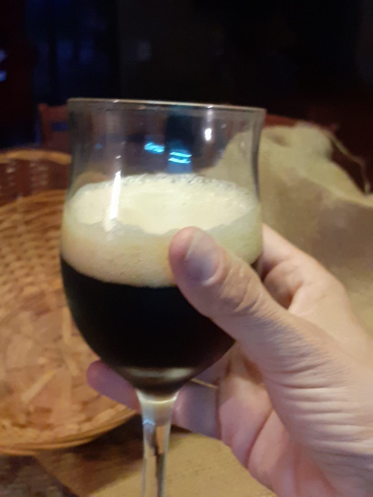 negra en copa