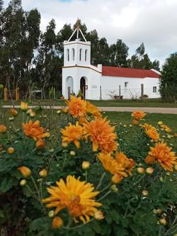 capilla y flor de mayo
