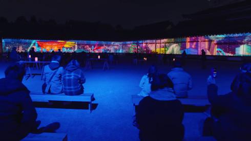 名古屋城 夜会