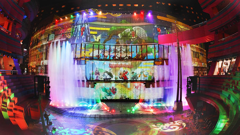 ONE PIECE WATER SPECTACLE 3