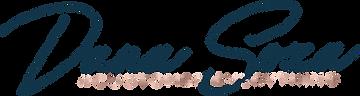 Dana CE logo clearbluetanmetallic.png