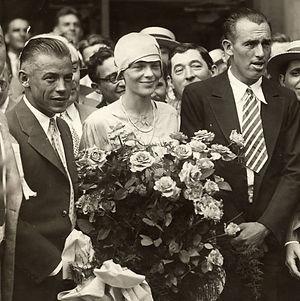 Wilmer Stultz Amelia Earhart and Lou Gor