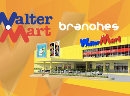 Walter Mart Opens Its 20th Mall