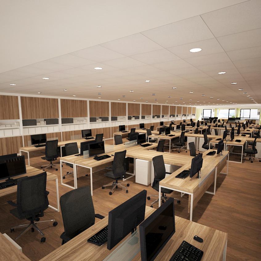 2/F Staff Area