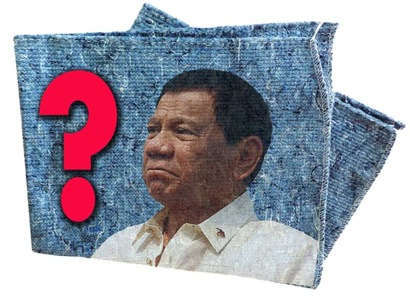 Duterte a TRAPO or not?