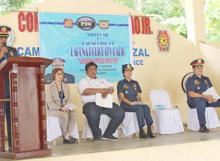 Laguna PNP Launches iTV-Radio Program