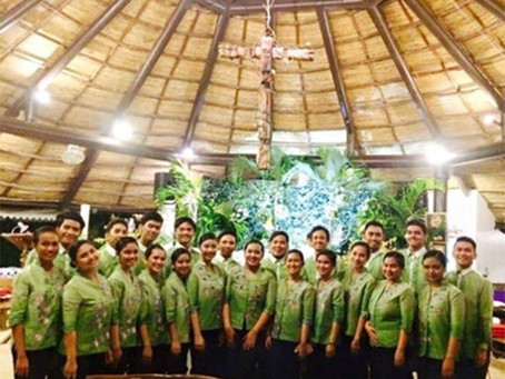 De La Salle University – Dasmariñas Chorale celebrated their 20th Anniversary