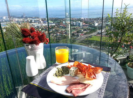 """A Grand Breakfast Buffet at Vivere Hotel's """"The Nest"""""""