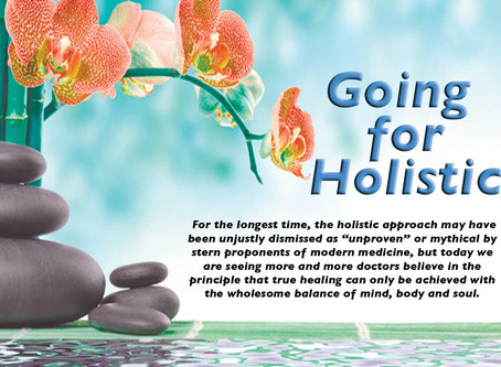 Going Holistic