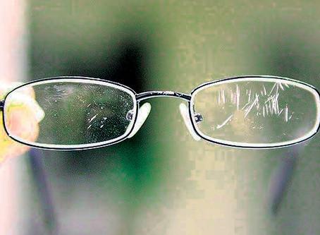 DIY Eyeglass Care