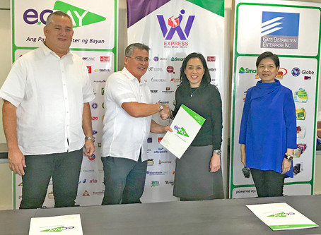 W Express makes paying easier with ECPay