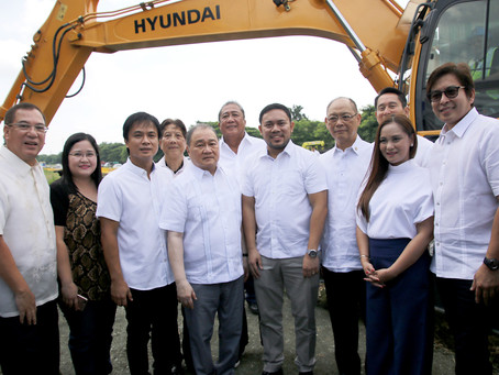 Santa Rosa City Officials support CALAX Laguna on its ground breaking