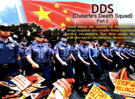 DDS (Duterte's Death Squad) II