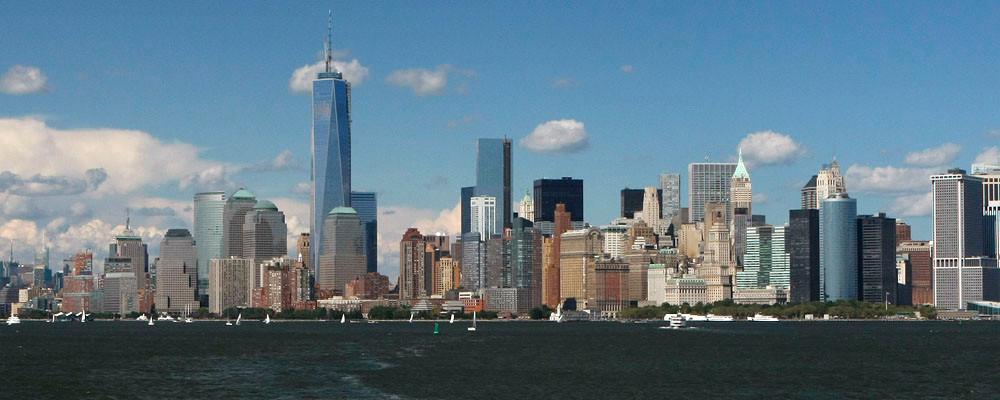 NY Skyline #1
