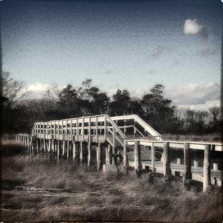 Flax Pond Bridge