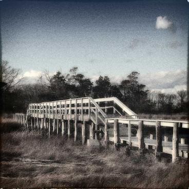 Flax Pond Bridge (SOLD)