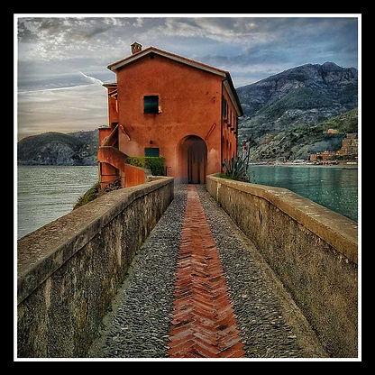 Waterfront villa in Levanto, Italy