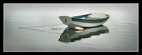 Rowboat Reflections