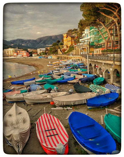 Waiting for Summer, Levanto