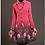 Thumbnail: BORDER PRINT JACKET DRESS