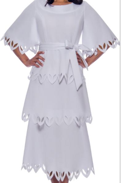 Razor Cut Dress