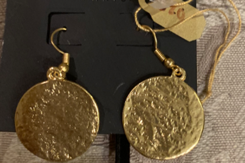 CAST METAL EARRINGS