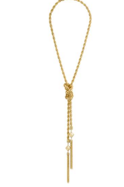 SULTAN TWISTED CHAIN NECKLACE