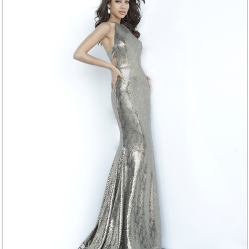 RACER BACK GOWN