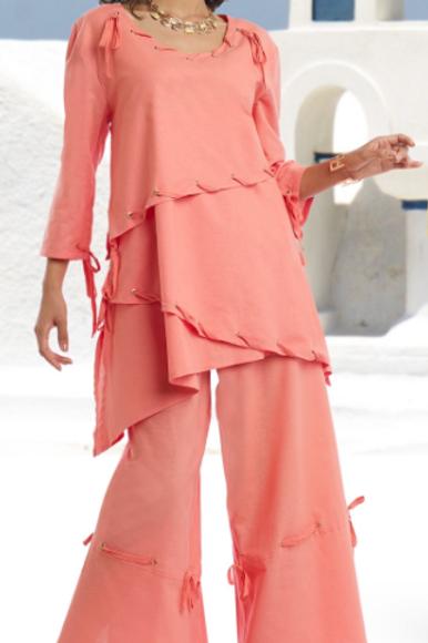 Linen Shopping Suit #2