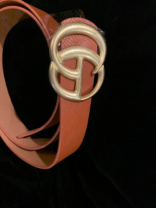 GG LEATHER BELTS
