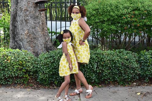 Custom Bubbly and Classy Sundress - Adult