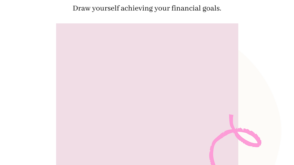Step 2: Setting Monthly Goals