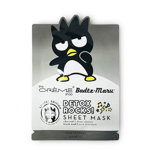 THE CREME SHOP - Badtz Maru Detox Rocks! Sheet Mask