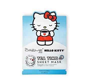 THE CREME SHOP - Hello Kitty Tea Time Sheet Mask