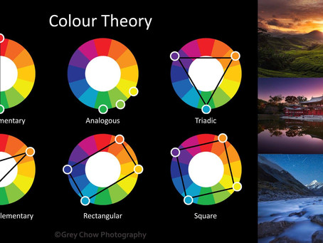 Colour Theory for Landscape Photography
