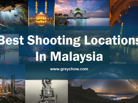 Best Shooting Locations In Malaysia