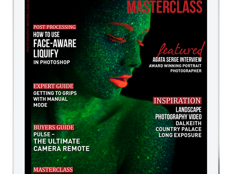 Free 3 Months Subscription for Photography Masterclass Magazine