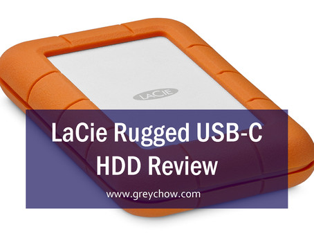 LaCie Rugged USB-C Review